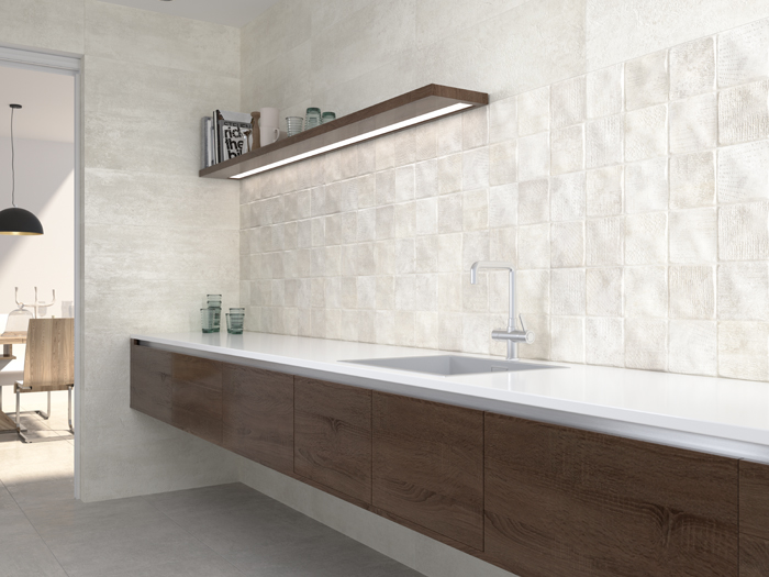 Witte Tegels Keuken : Kleine tegels keuken door witte badkamer best witte badkamer met